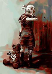 ايها الشيطان خذ روحي وياغضب الاله دنسها بالخطيئة وباركها بالنار 5_3bad